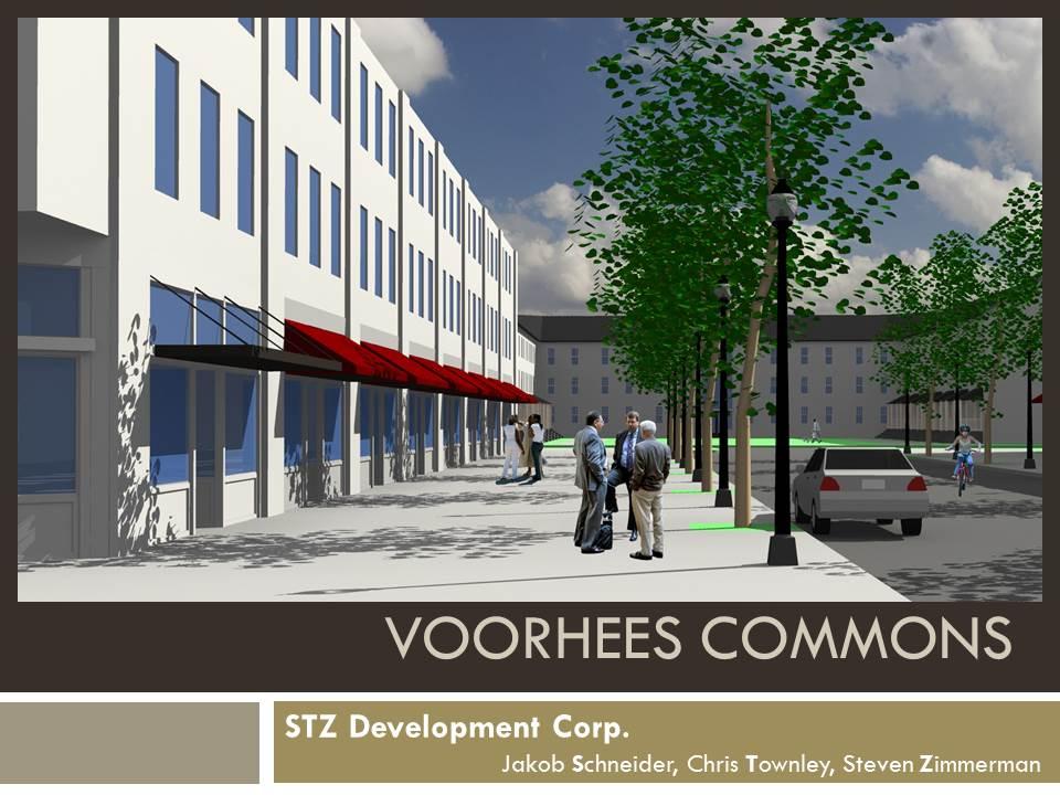 Voorhees Commons